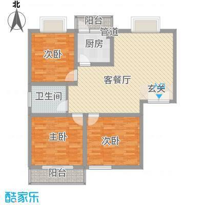 新庄小区新庄小区户型图1户型10室