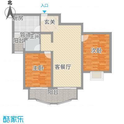 中虹汇之苑户型图