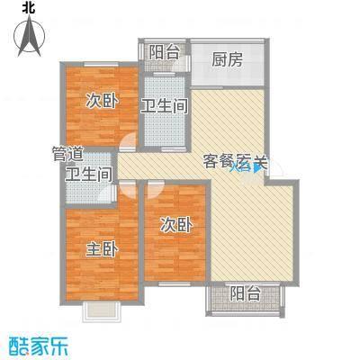 东亭家园117.00㎡东亭家园户型图户型图3室2厅2卫1厨户型3室2厅2卫1厨