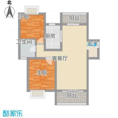 东旺雍景苑 户型图