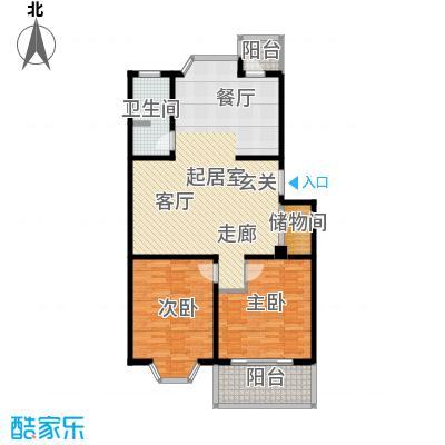 共和新路4555弄小区户型图上海 共和新路4555弄 户型图 2室1厅1卫1厨