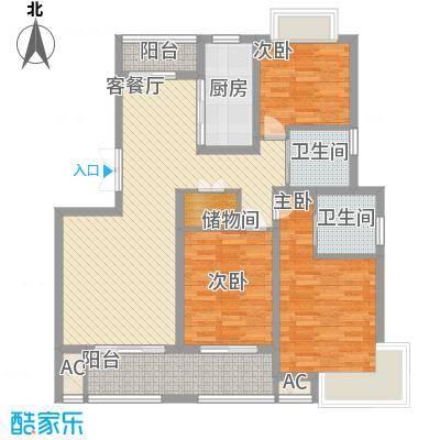 宏韵韶光花园上海宏韵韶光花园户型10室