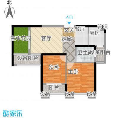 中环城中环城户型图A1(35/39张)户型10室