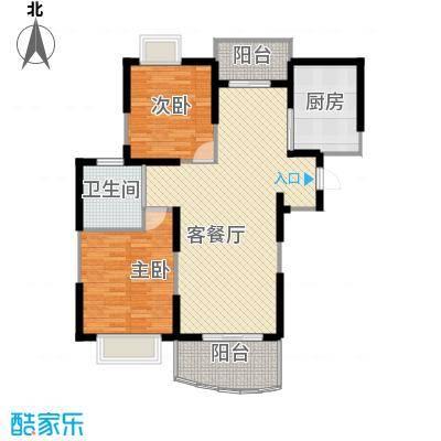 碧桂园如山湖城89.64㎡B94―户型10室