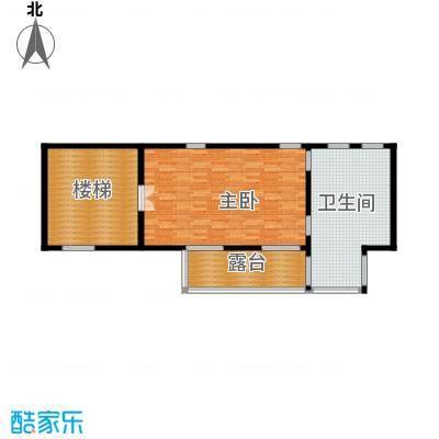 那香山97.08㎡C22层户型10室