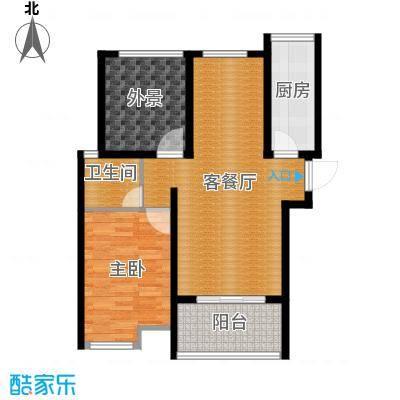 保亭上观园75.00㎡户型10室