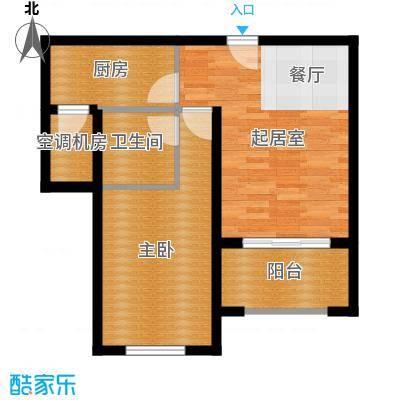 保亭上观园61.00㎡户型10室