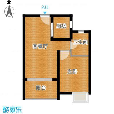 创基・幸福时光48.42㎡A-5户型10室