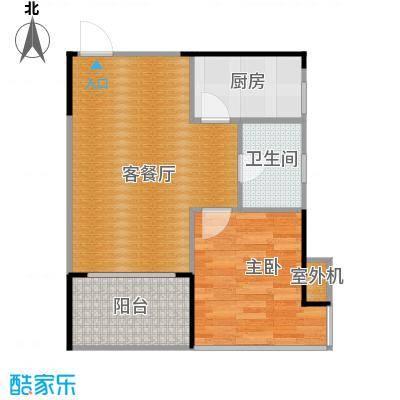 创基・幸福时光53.50㎡A-2户型10室