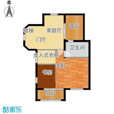 原树提香71.02㎡别墅产品三层平面图户型10室
