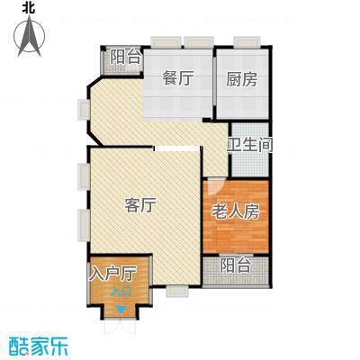 原树提香94.95㎡别墅产品一层平面图户型10室