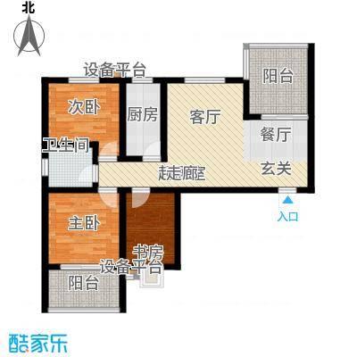 康城静林湾康城静林湾户型图(3/7张)户型10室
