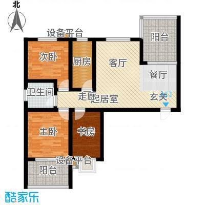 康城静林湾康城静林湾户型图(1/7张)户型10室