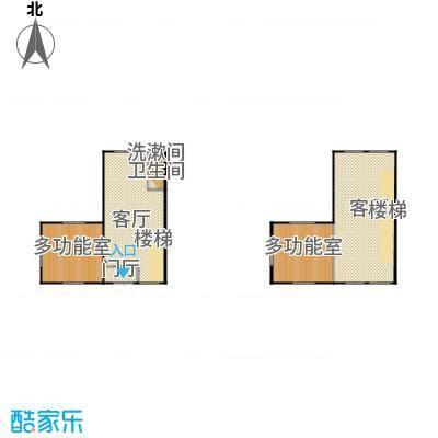 亚布力青云小镇223.09㎡商服户型