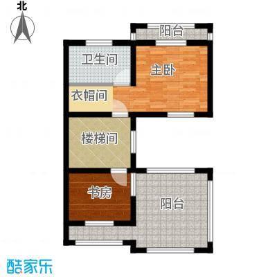 龙庭一品61.21㎡户型10室