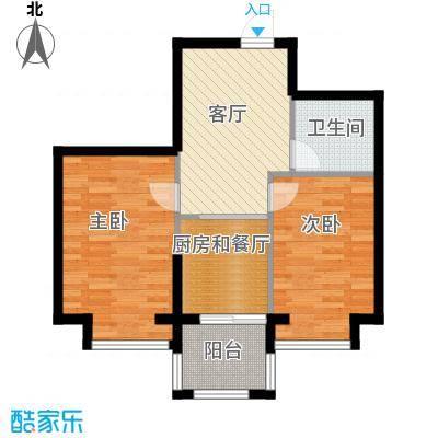 恒祥中山61.48㎡户型10室