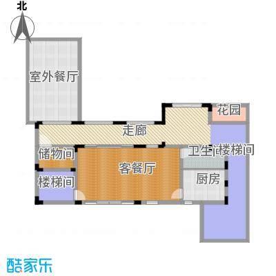 龙泉谷・三亚的山78.61㎡一期兰庭苑独栋C户型5室4厅8卫