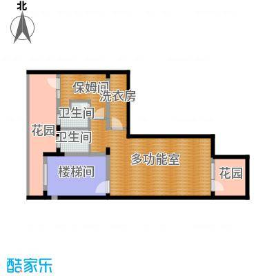 龙泉谷・三亚的山79.37㎡一期兰庭苑独栋C户型5室4厅8卫