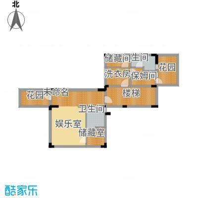 龙泉谷・三亚的山60.00㎡二期叠泉苑B户型2室1厅1卫