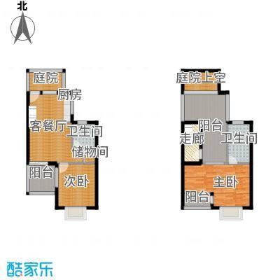 亚龙湾翡翠谷三期100.00㎡小复式户型10室