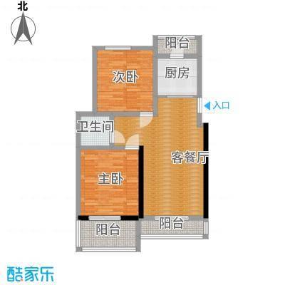 中豪天禄92.00㎡户型10室