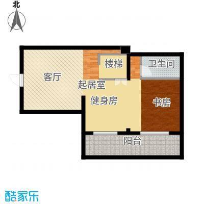 朗诗保利麓院138.00㎡10#138地下室户型3室2厅2卫