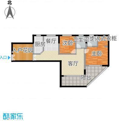 蓝海雅居119.98㎡户型10室