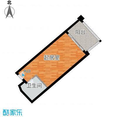 国光滨海花园46.49㎡户型10室