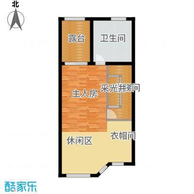 江南新城73.21㎡美墅邻户型10室