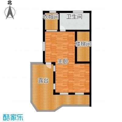 江南新城98.41㎡美墅邻户型10室