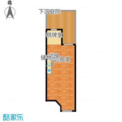 江南新城116.25㎡美墅邻户型10室