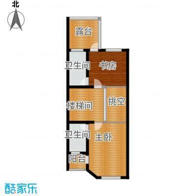 江南新城83.05㎡美墅邻户型10室