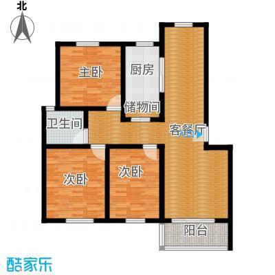 鑫龙花苑113.02㎡11302m2户型10室