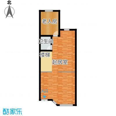 江南新城82.23㎡美墅邻户型10室