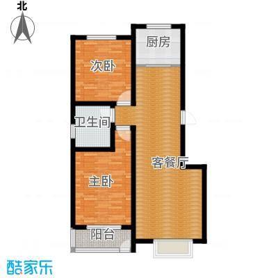 心海湾二期84.59㎡1#--3#-0户型10室