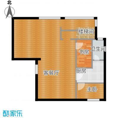 宏图上水庭院92.70㎡Dc地下层户型10室