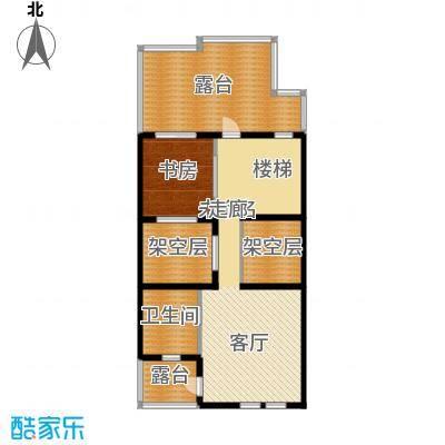 御江金城66.20㎡K1型三层户型10室