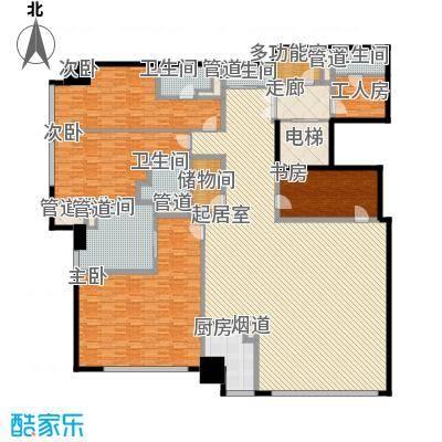 188公馆400.00㎡188公馆户型图D2户型4室2厅5卫1厨户型4室2厅5卫1厨