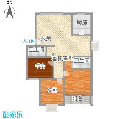 天建天和园142.00㎡天建天和园户型图秋园10号楼错层户型户型10室