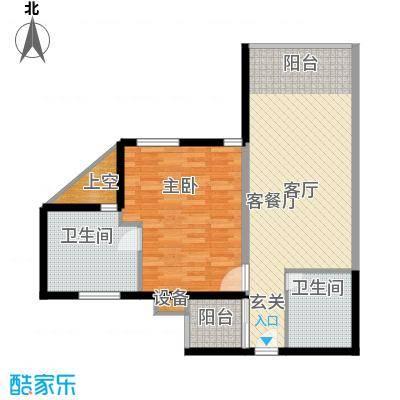 创富商务公寓创富商务公寓户型10室