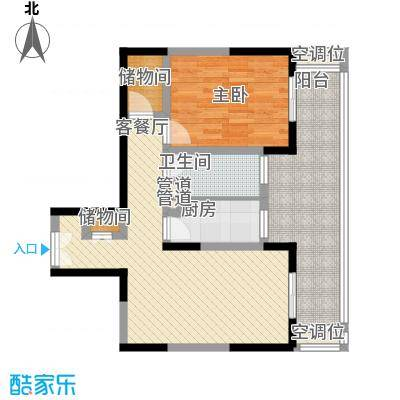 路易凯旋宫95.00㎡上海路易凯旋宫户型10室