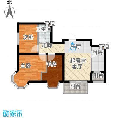 佳和新城六期89.94㎡佳和新城六期户型图C户型3室2厅1卫户型3室2厅1卫