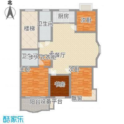 正大明泉花园144.17㎡正大明泉花园户型图4室2厅2卫户型10室