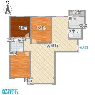金水花城三期142.06㎡金水花城三期户型图户型图3室2厅2卫户型3室2厅2卫