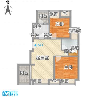 新浦江城别墅新浦江城别墅户型图上海新浦江城户型图1室1厅1卫1厨户型1室1厅1卫1厨