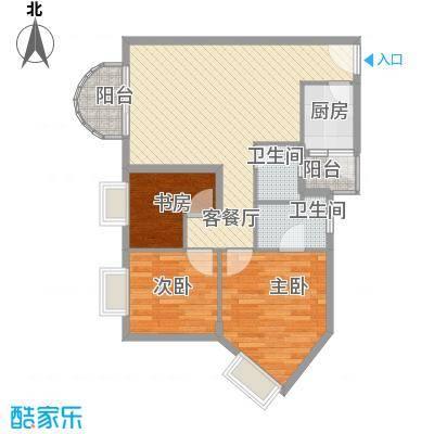 深圳 东部阳光花园一期 户型图10