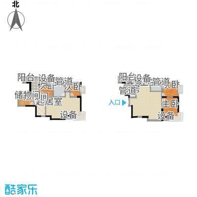 沈阳恒大绿洲205.77㎡沈阳恒大绿洲户型图户型图4室2厅2卫1厨户型4室2厅2卫1厨