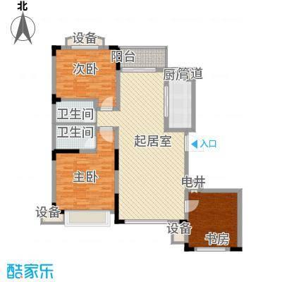沈阳恒大绿洲131.00㎡沈阳恒大绿洲户型图户型图3室2厅2卫1厨户型3室2厅2卫1厨