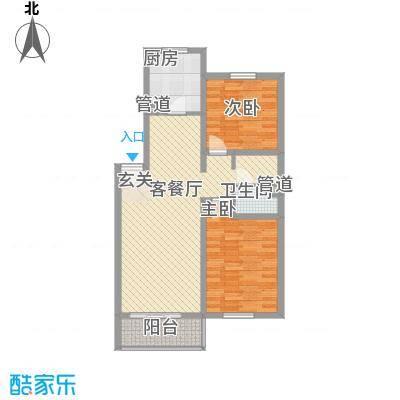 天建天和园103.00㎡天建天和园户型图冬园两室两厅一卫户型2室2厅1卫户型2室2厅1卫