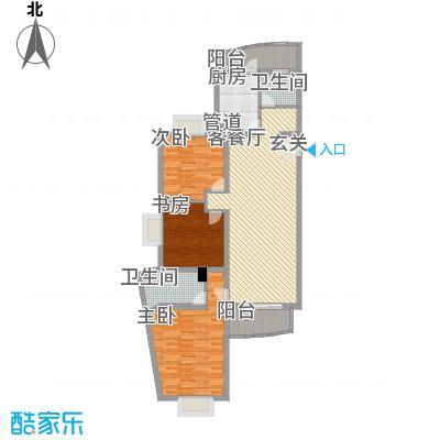 东方都市景苑上海东方都市景苑户型10室